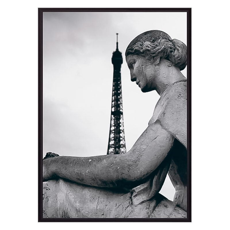 постер скульптура