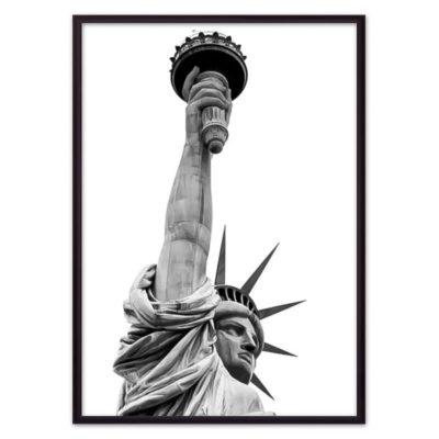 постер статуя Свободы