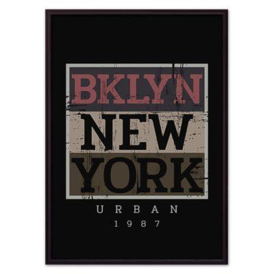 постер Бруклин