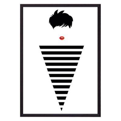 мода постер