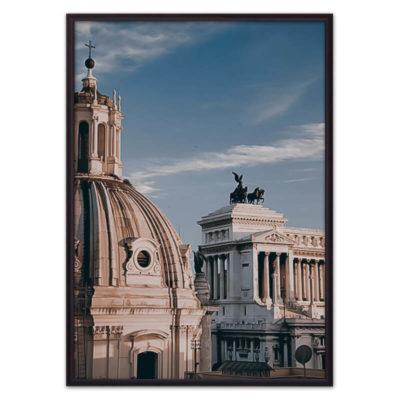 Постер Рим