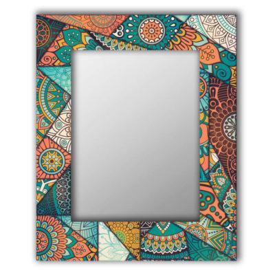 Бирюзовое зеркало