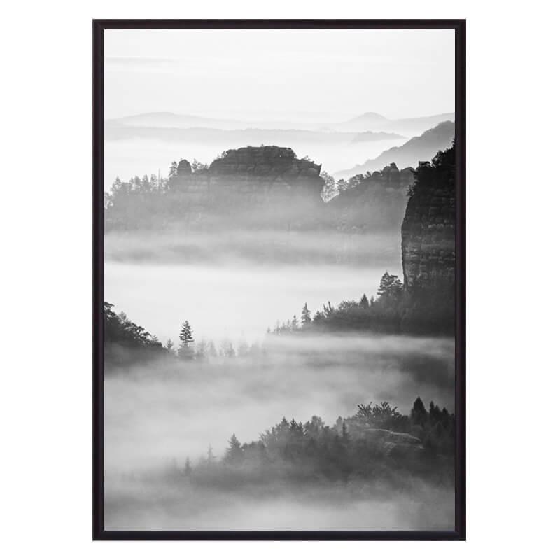Горы_туман