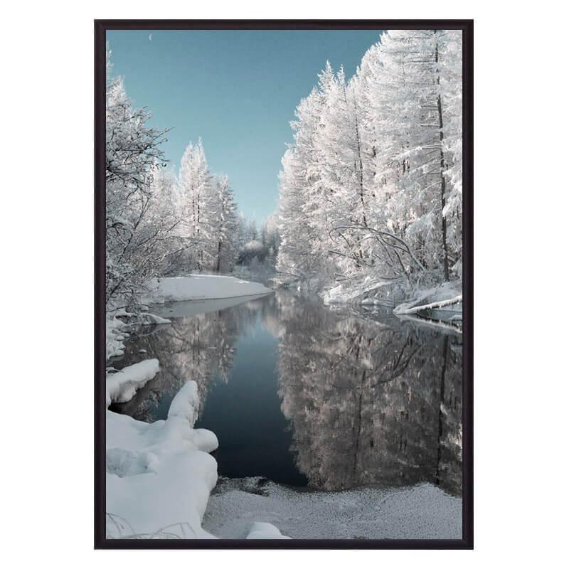 Зимнее_озеро