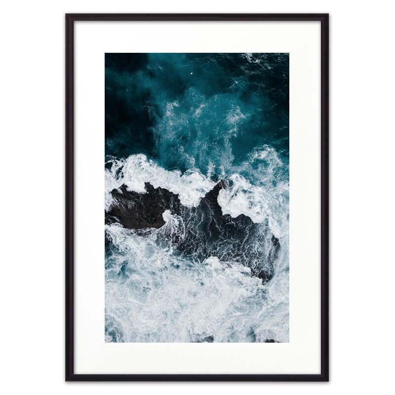 Море_камни_дрон