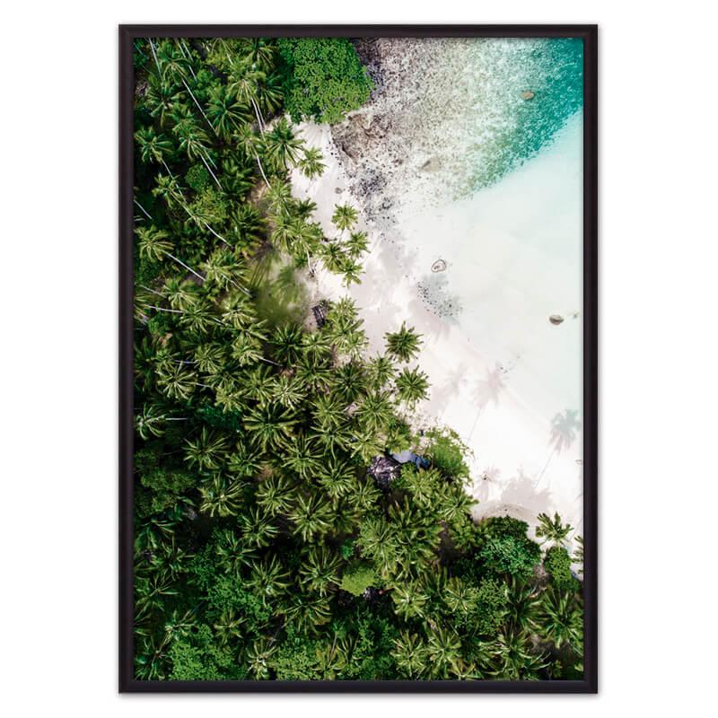 Пляж_дрон