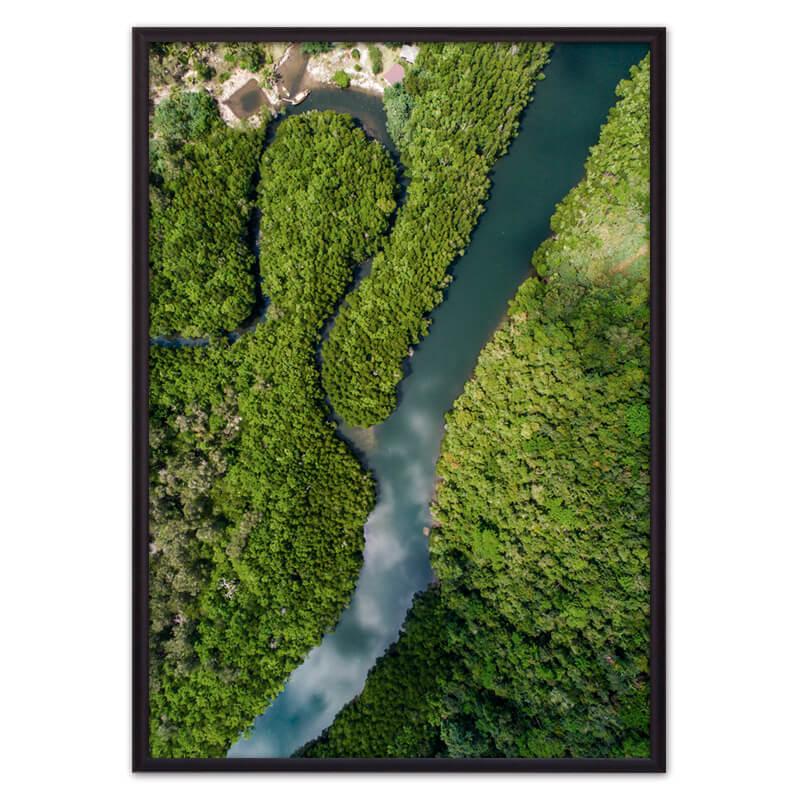 Река_дрон