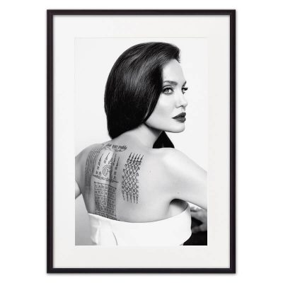 Постер Анджелина Джоли