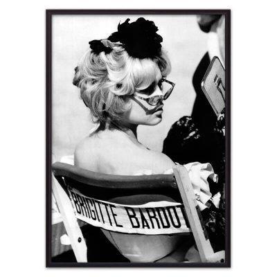 постер Бриджит Бардо