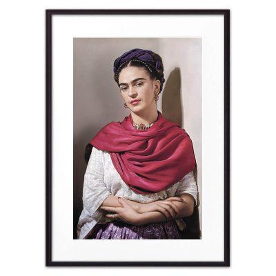 постер Фрида Кало