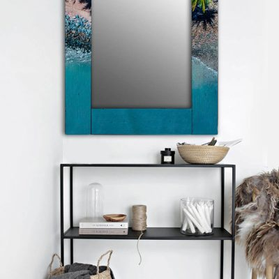 зеркало Пляж