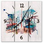 часы с парижем