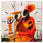 часы африка