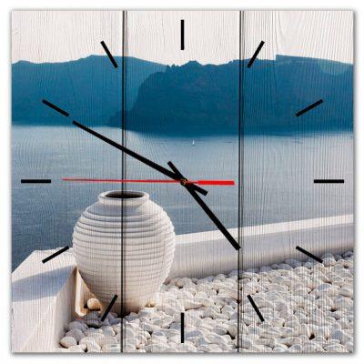 часы с морем