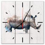 часы носорог