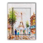 картина Прогулки по Парижу