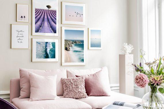 Набор постеров: 8 правил для идеальной композиции