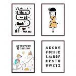 Набор детских постеровИ