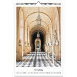календарь Париж