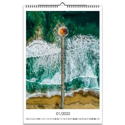 календарь море